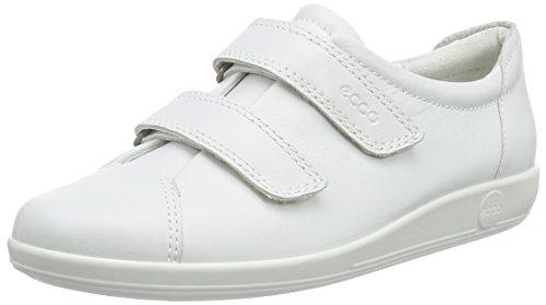 Blanc 2 SOFT Basses 0 1007White Ecco femme Sneakers ECCO 07Eqqxna