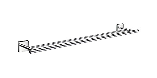 Smedbo SME RK3364 Towel Rail Double, Polished Chrome