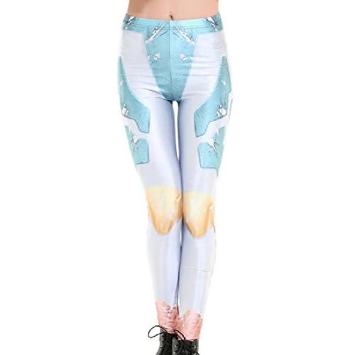 794df8274b55e Coolred Women's Print Multi Color Yoga Pants Soft Capri Legging hot sale  2017