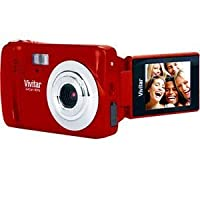 ViviCam X014N 10.1MP Digital Camera (Red)