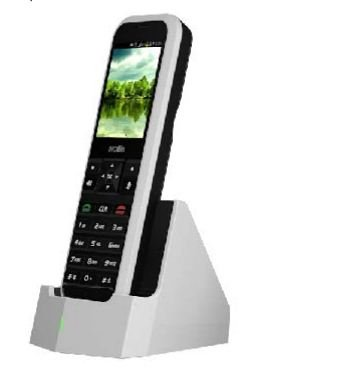 UniData WPU-7800 is SIP-based Wi-Fi Voip phone (Incom-ICW-1000G) ()