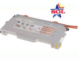 Compatible Yellow Toner Tn04y - Compatible Brother Tn-04y Yellow Toner Cartridge for Hl-2700 _mfc-9420 BY SOL