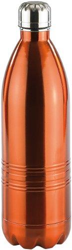 Rosenstein & Söhne Edelstahl-Isolierflasche 1,0 Liter