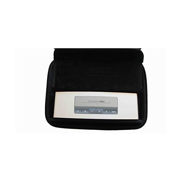 Étui de transport étui de protection boîte de rangement sac de voyage pour Bose SoundLink Mini 1 2 Enceinte Bluetooth 3