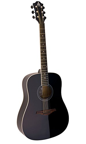 - Hohner 6 String Acoustic Guitar (AS305BK)