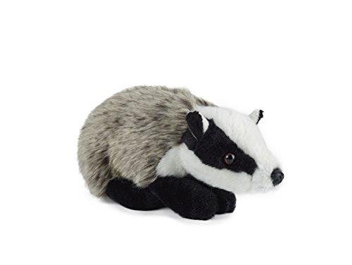 Medium Badger Plush Soft Toy ()