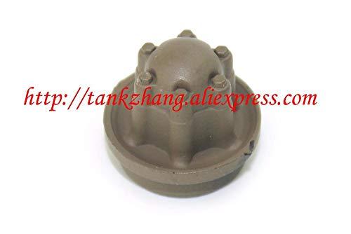 - Hockus Accessories 3838/3839 RC Tank Snow Leopard /U.S.M41A3 1/16 Spare Parts No.38-006 Plastic Main Wheel Cover / Include Wheel Cover