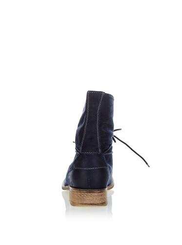 MOOW Botines Lance Azul EU 40 Damen Stiefel