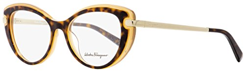 Eyeglasses FERRAGAMO SF2755 245 HAVANA/HONEY