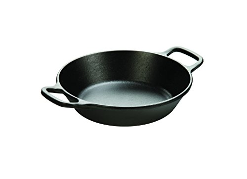 8 inch cast iron pan - 9