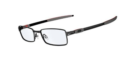 Oakley Tumbleweed OX3112-0151 Eyeglasses Polished Black Clear Demo 51 - Cheap For Oakley Glasses
