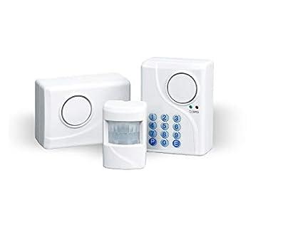 Compact-sistema de alarmas Pentatech sistema CA 300/CA 616 ...