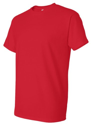 Adult Red Tee - 3