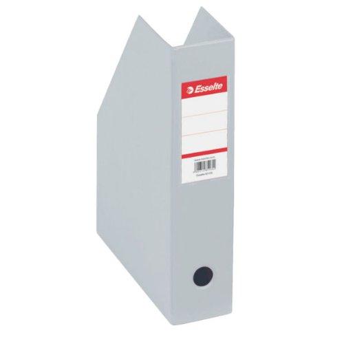 - Esselte Vivida PVC Magazine File A4 (Grey) - Ref 56008