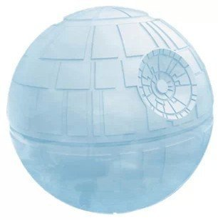Cherion Pack of 2 Star Wars Death Star Silicone Ice Cube Molds by Cherion (Image #4)