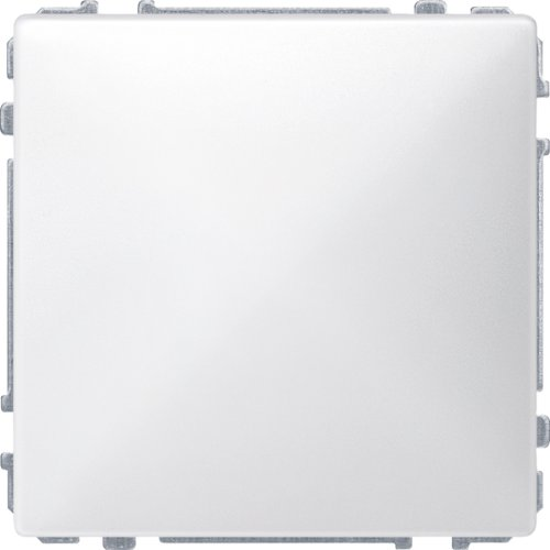 System Fl/äche polarwei/ß Merten 391919 Blindabdeckung