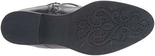 Stivali Meldi de Montar Mujer Geox Negro Black Botas para C9999 Donna 54EqHwHI