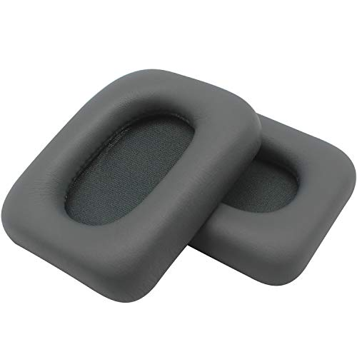 Ear Pads Replacement Earpads for Monster Inspiration Noise-Isolating Black Over-Ear Headphones Ear Pad/Ear Cushion/Ear Cups/Ear Cover/Earpad Cusion ()