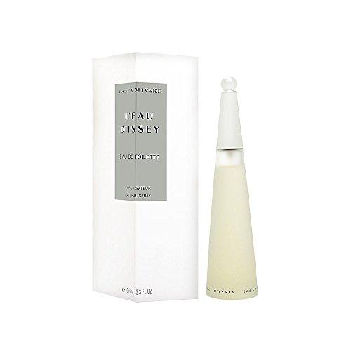 L'eau d'Issey by Issey Miyake for Women 3.3 oz Eau de Toilette Spray