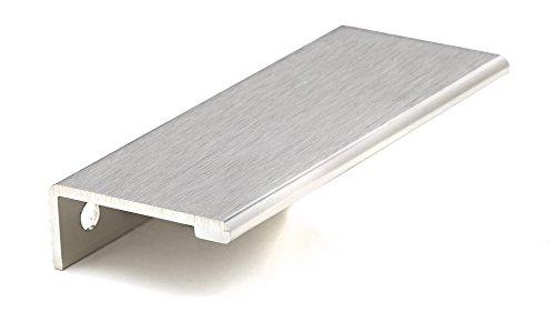 Richelieu Hardware BP989880170 Contemporary Metal Edge Pull ,3 1/7