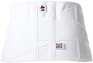 product image for Core #6062 Dual Pull Criss Cross Elastic Lumbosacral Back Support Size XXX Large