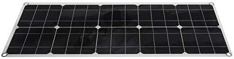 Startseite Generator High-Efficiency 80W Solar Panel Tragbarer Einkristall-Power Panels Außen Generator