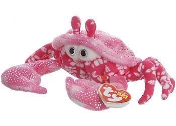 Amazon.com  Ty Beanie Babies Sunburst - Ty Island Crab by Ty  Toys ... 1d14b0a04c2