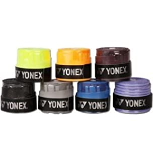 Yonex ET 903 E Super Pack of 6 Rubber Badminton Grip