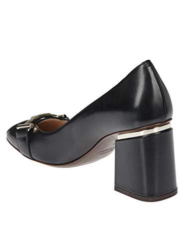 Black Tod's Women's Leather Pumps Xxw11b0z661jpeb999 FqY4xSz