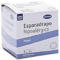 ESPARADRAPO HIPOALERGICO PAPEL HARTMANN 5 M x 5