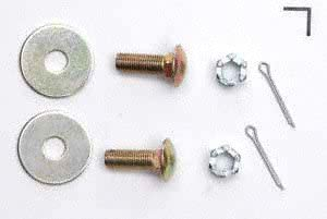Raybestos H8200 Professional Grade Drum Brake Shoe Hold Down Kit
