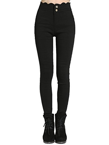 High Waisted Dress Pants - 8
