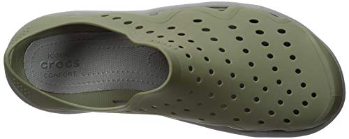 Crocs Men's Swiftwater Wave Sandal Flat