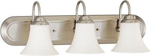 Nuvo Lighting 60/1834 Three Light Vanity Fixture