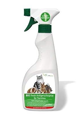 Orthoganic - Spray para Arena de Gatos: Amazon.es: Productos para mascotas