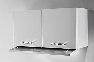 Empotrable Campana Sistema de condensación de Stop patentado/galvamet Sliver 60/A/eficiencia energética A/Campana/Campana de aire/para armarios de pared 60 cm/ECO LED Leiste/100% Made in Italy: Amazon.es: Bricolaje y herramientas