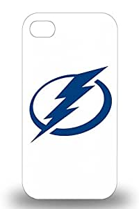 Iphone Premium Phone 3D PC Case For Iphone 4/4s NHL Tampa Bay Lightning Logo Tpu 3D PC Case Cover ( Custom Picture iPhone 6, iPhone 6 PLUS, iPhone 5, iPhone 5S, iPhone 5C, iPhone 4, iPhone 4S,Galaxy S6,Galaxy S5,Galaxy S4,Galaxy S3,Note 3,iPad Mini-Mini 2,iPad Air )