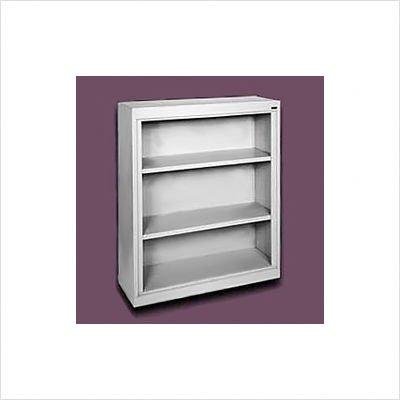 Sandusky Lee BA20361842-05 Elite Series Welded Bookcase, 18