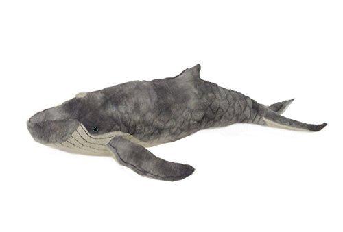 Fiesta Toys Humpback Whale Plush Stuffed Animal Toy - 18 Inches (Wild Republic Humpback Whale)