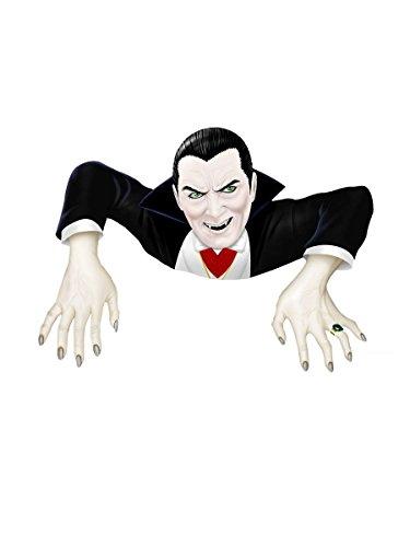 Rubie's Universal Monsters Grave Walker Decoration, Dracula ()