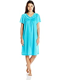 Women's Petals 40 Inch Short Flutter Sleeve Waltz Gown