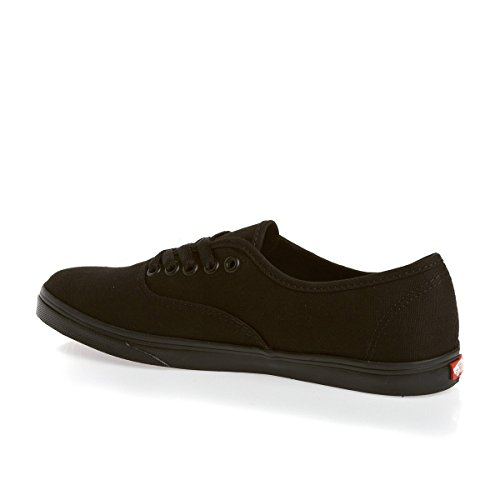 Vans Authentic Lo Pro - Zapatillas de skate, Unisex Negro