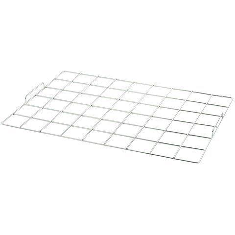 Winco CKM-69, 6x9 Stainless Steel Portion Sheet Cake Marker, Rectangular Pie Cake Divider, Cake Portioner