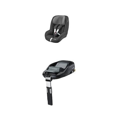Maxi-Cosi Pearl, Kinderautositz Gruppe 1 (9-18 kg), black diamond, ohne Isofix-Station Dorel Germany GmbH (VSS) 8634331110