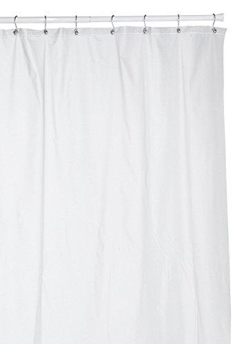 Extra Heavy Gauge Mildew Resistant Shower Curtain Anti-bacte