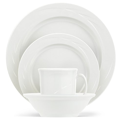 Chef's Collection Classic 16 Piece Melamine Dinnerware Set -