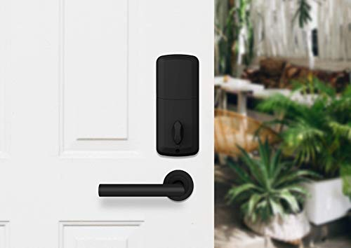Igloohome Smart Electronic Deadbolt 2S, Grant & Control Remote Access with Pin Code - Touch Screen Keypad with Built-in Alarm - Bluetooth Enabled Works Offline - Works with Your Smartphone by igloohome (Image #1)