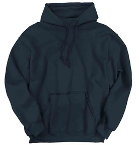 1 Adult Hooded Sweatshirt - 2