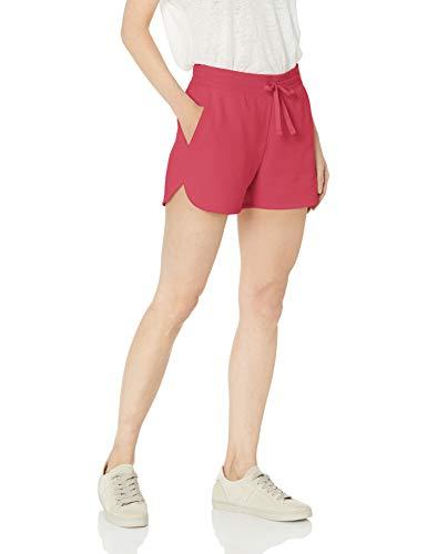 Essentials dark Wae60053fl18 Pink Amazon Short Rose 1nWx4d0O