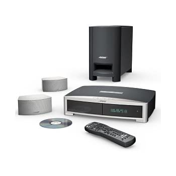 BOSERR 321 GSX DVD Home Entertainment System GRAPHITE